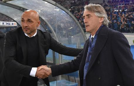 Soccer: Serie A; Roma-Inter