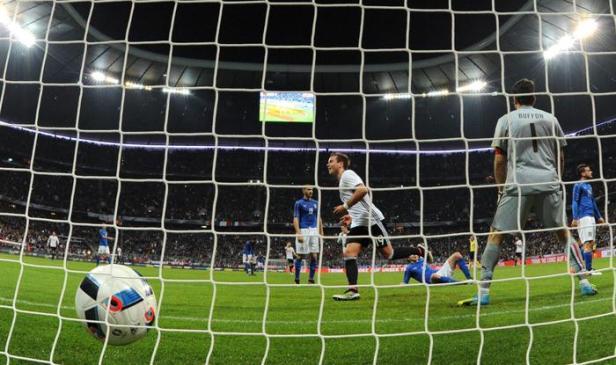Germany vs Italy